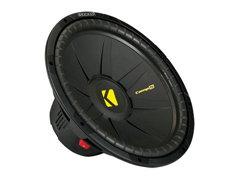 "Kicker 15"" CompS 2 Ohm"