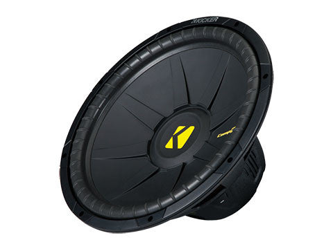 "Kicker 15"" CompS 4 Ohm"