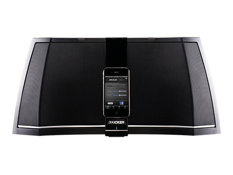 Kicker Amphitheater + 30-Pin iPod Dock