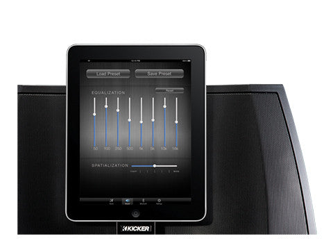 Kicker Amphitheater Bluetooth + 30-Pin iPod Dock
