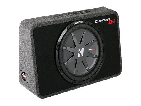 "Kicker 12"" TCompRT 2 Ohm Enclosure"