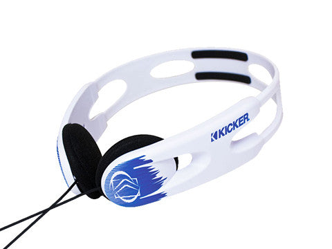 Kicker HP201 Headphones