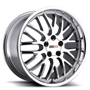 Manta Corvette Wheels by Cray