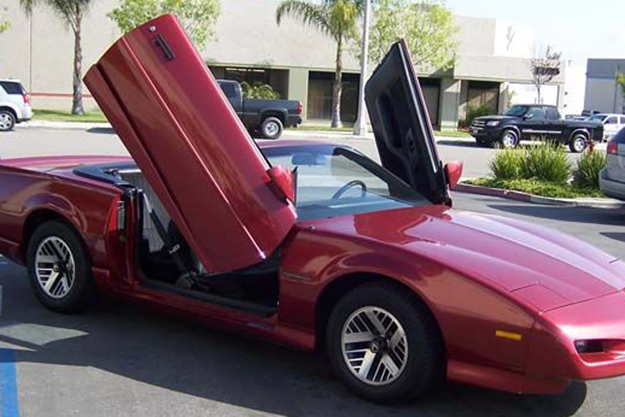 Pontiac Firebird/Trans AM 1998-2002 Vertical Lambo Doors