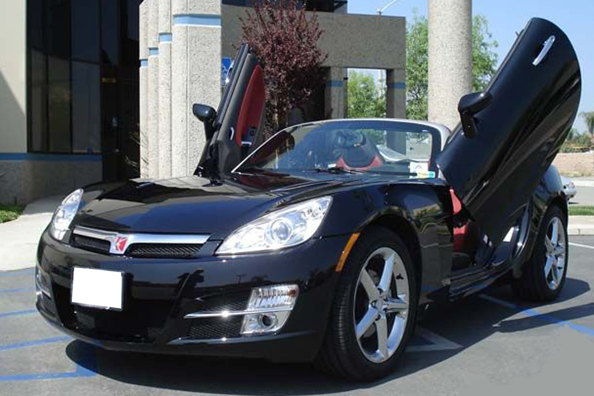 Saturn Sky 2007-2010 2DR Vertical Lambo Doors