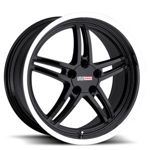 Scorpion Corvette Wheels by Cray