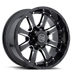 Sierra Off Road Wheels by Black Rhino