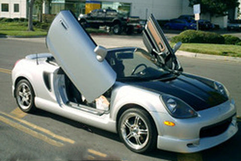 Toyota MR2/MRS 1989-1999 2DR Vertical Lambo Doors