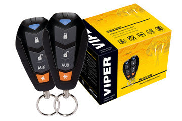 Viper-3105-V-Entry-Level-1-Way-Security-System