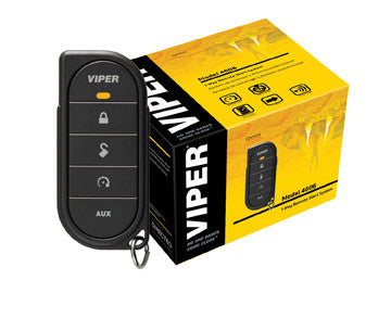 Viper-4606V-Value-1-Way-Remote-Start-System