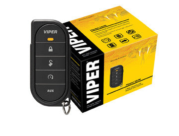 Viper-5606V-Value 1-Way-Security+Remote-Start System