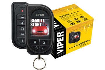 Viper-5906V-Color-OLED-2-Way-Security+Remote-Start System