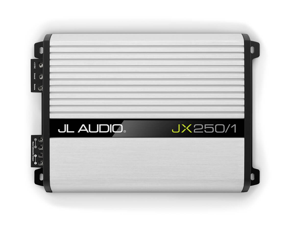 JL-Audio-JX250/1-Monoblock-Class-A/B-Subwoofer-Amplifier-250-W