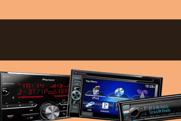 Stereo & Rear Entertainment Systems