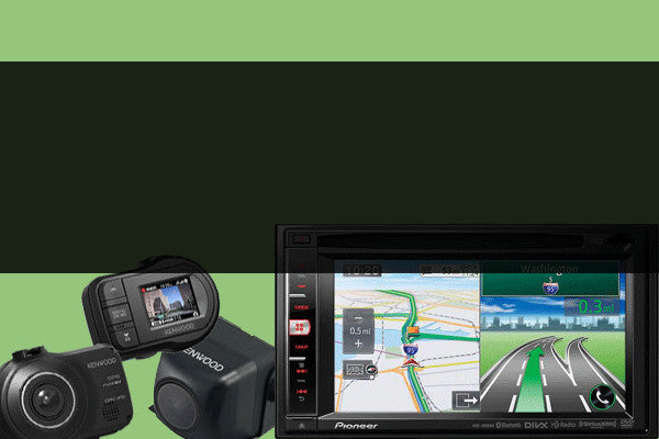Rear View, Dashboard Cameras & Navigation Systems