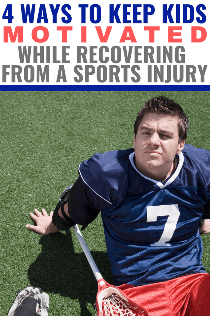 Keeping Kids Motivated After a Sports Injury