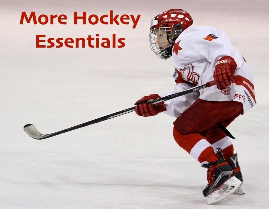 More Hockey Essentials