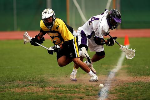 Lacrosse, Bio-mechanics, and Newton's Laws