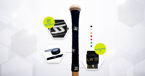 3d grip boosters personalize it