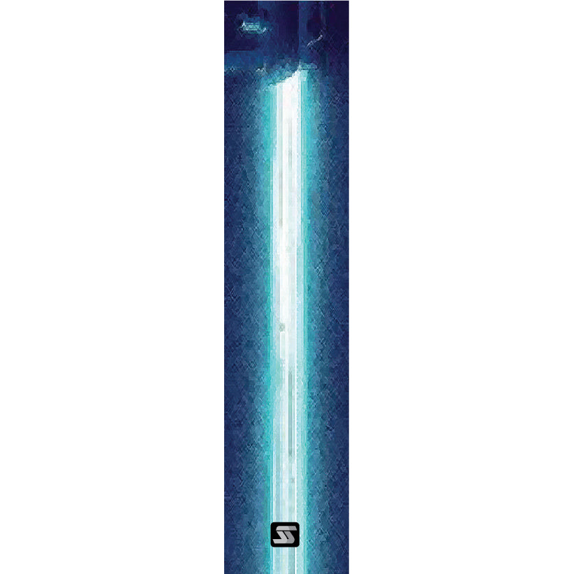 Blue light speed Super Hero Fishing Grip