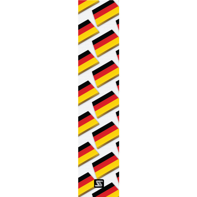 Germany small flags hockey grip