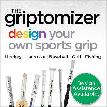 DESIGN YOUR OWN GOLF GRIP