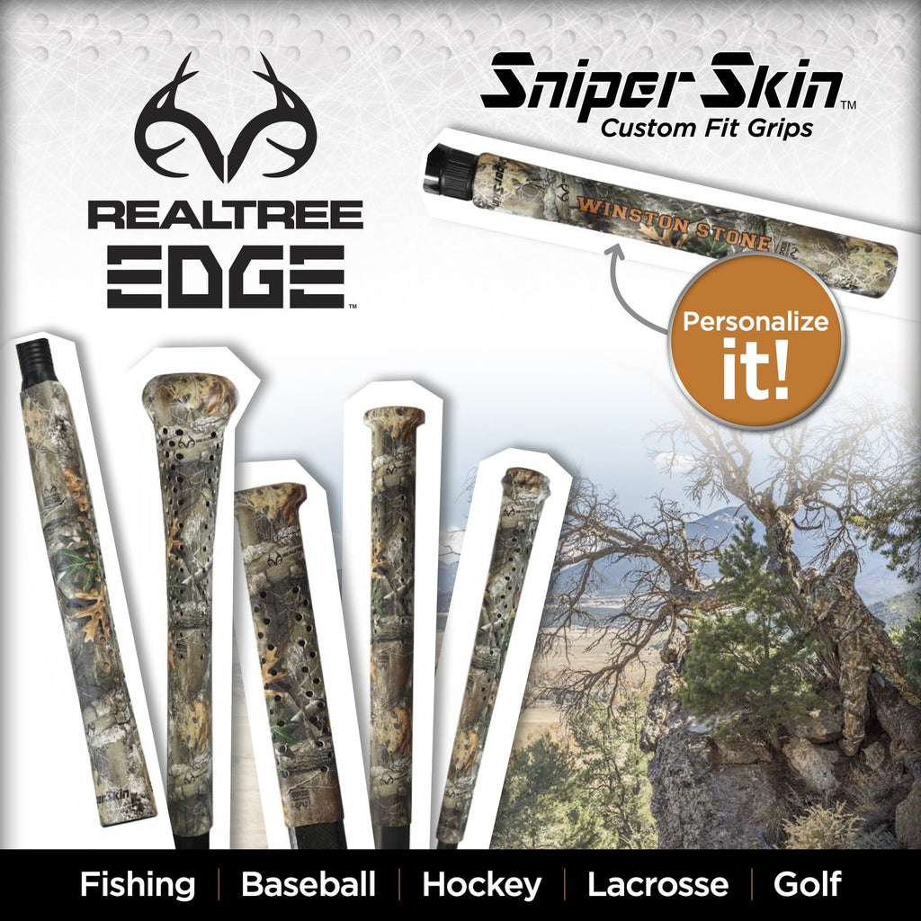 REALTREE Edge Hockey Grips