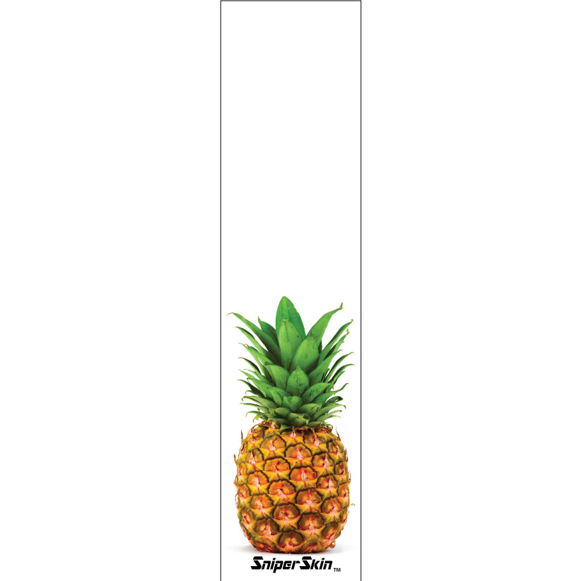 hockey grip white with pineapple