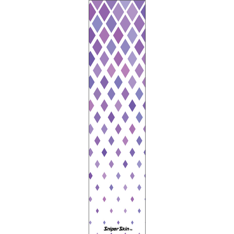 Purple diamonds gardening grip