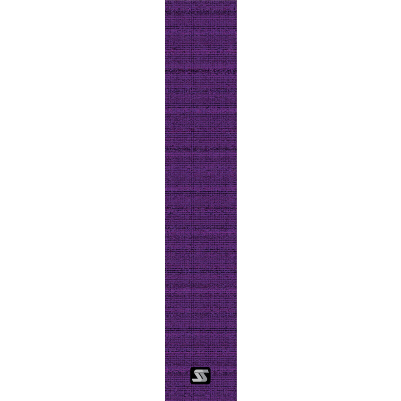 purple pro collection fishing grip