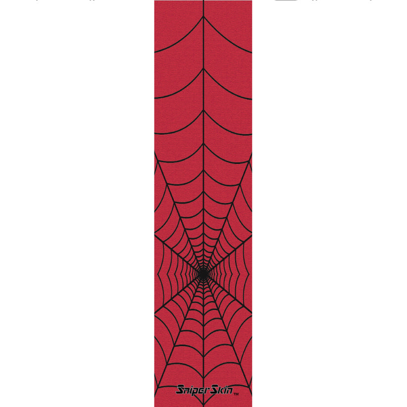 Red web slinger gardening grip