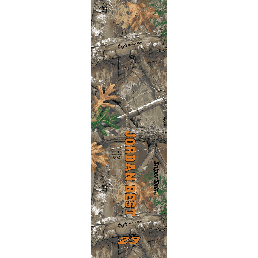 REALTREE Edge Hockey Grip Personlized