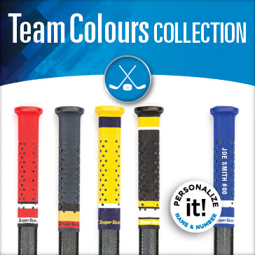 team hockey grips