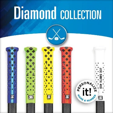 HOCKEY GRIPS DIAMOND COLLECTION
