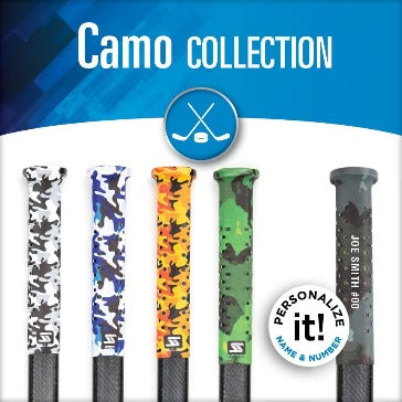 HOCKEY GRIPS CAMO COLLECTION