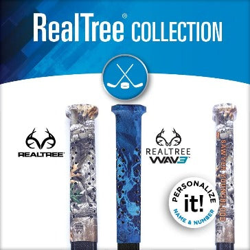 hockey grips realtree edge realtree wav3