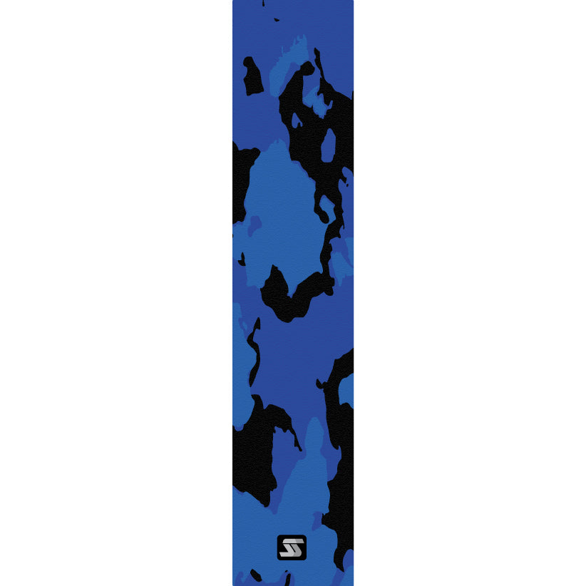 tampa blue/black fishing grip
