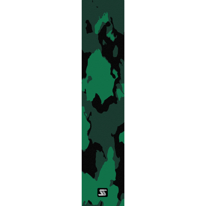 timber green/black fishing grip