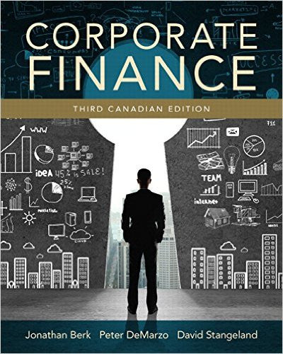 5th edition solutions corporate finance 3 another way, there is no logical basis for the differentiation between investments in the latter (which in most corporate finance books is covered in the capital budgeting.