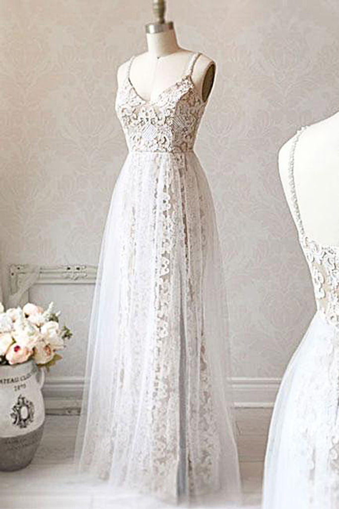 625762cff0dd White_v_neck_tulle_lace_long_prom_dresses_white_evening_dresses_1024x1024.jpg? v=1540348202