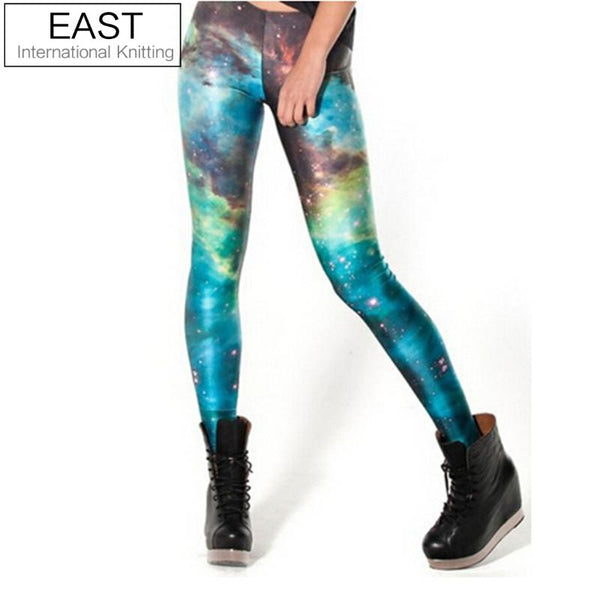 Sweet 16 Dresses | EAST KNITTING top sale 2017 New space the Corpse Bride Printed  leggings women brand clothing punk rock pants