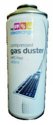 COMPUTER THE CLEANRANGE COMPRESSED GAS DUSTER HFC FREE 400ML