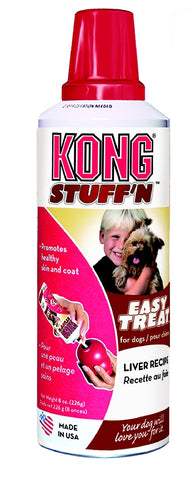 KONG DOG EASY TREATS LIVER 226G | Southside Stockfeeds Kilmore