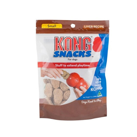 KONG DOG STUFF'N LIVER SNACKS 200G | Southside Stockfeeds Kilmore