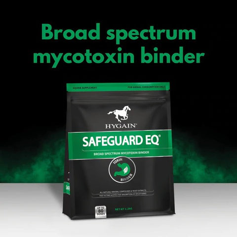 HYGAIN SAFEGUARD EQ 420GR | Southside Stockfeeds