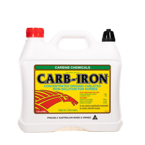 CARBINE CARB-IRON 1.25LT | Southside Stockfeeds