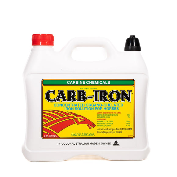 CARBINE CARB-IRON 1.25LT