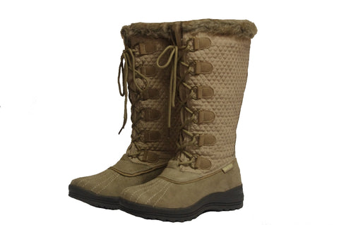 BAXTER BOOTS PN113 WHISTLER TAUPE | Southside Stockfeeds Kilmore