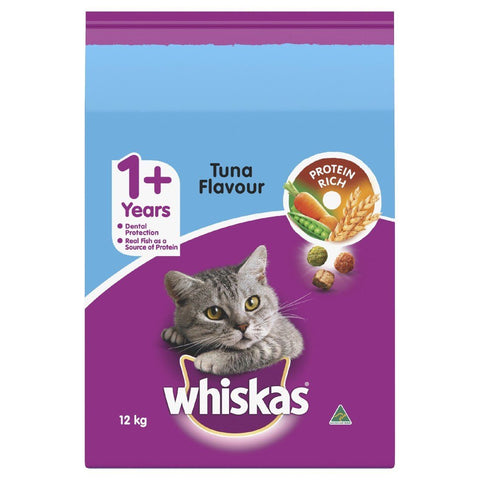 WHISKAS TUNA 12KG | Southside Stockfeeds Kilmore