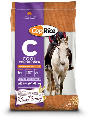 COPRICE COOL CONDITIONER - HORSE & PONY 20KG | Southside Stockfeeds Kilmore